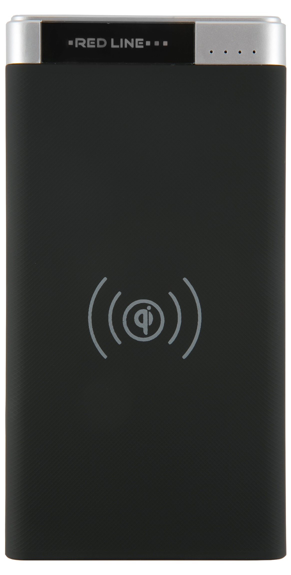 Внешний аккумулятор RedLine WS-T20 6000 mAh с функцией беспроводной зарядки black аккумулятор gopro portable power pack 6000 mah azpbc 001