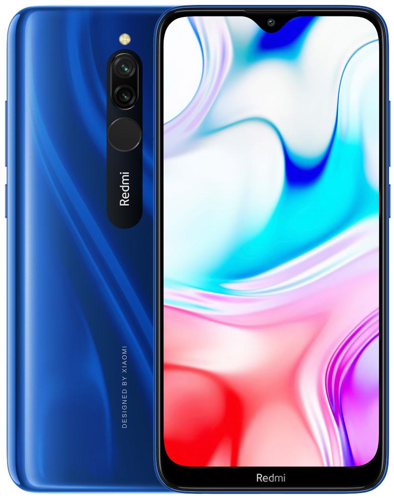 Смартфон Xiaomi Redmi 8 3/32Gb Blue фото