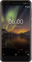 фото Смартфон Nokia 6.1 32Gb Black