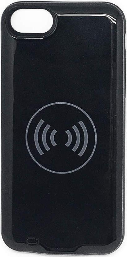 Чехол-аккумулятор Auzer AP2800 iPhone 6/6S/7/8 3000 mAh с функцией беспроводной зарядки Black аккумулятор внешний auzer b 3000 mah