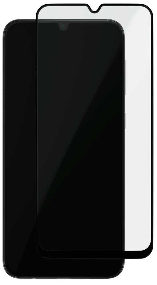 Стекло защитное uBear Samsung Galaxy A30s/A50s комплект 360+аппликатор фото
