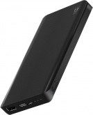 фото Внешний Аккумулятор Xiaomi Mi ZMI 10000 mAh Type-C Quick Charge 2.0 QB810 Black