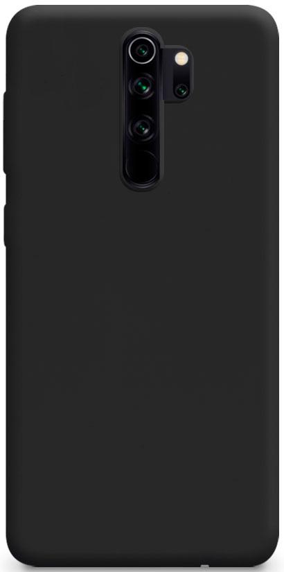 Клип-кейс Gresso Xiaomi Note 8 Pro силиконовый Black фото