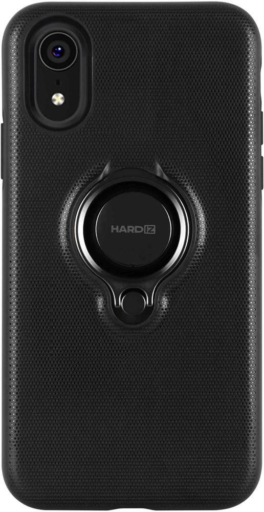 Клип-кейс Hardiz Apple iPhone XR Urban с кольцом Black