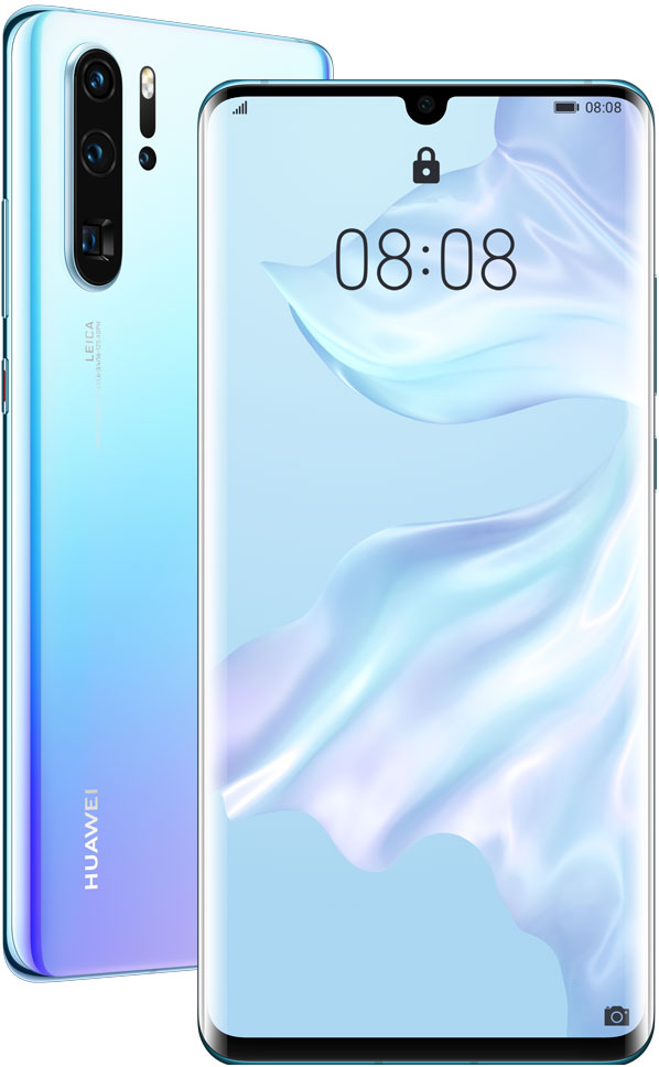 Фото - Смартфон Huawei P30 Pro 8/256Gb Breathing crystal объектив