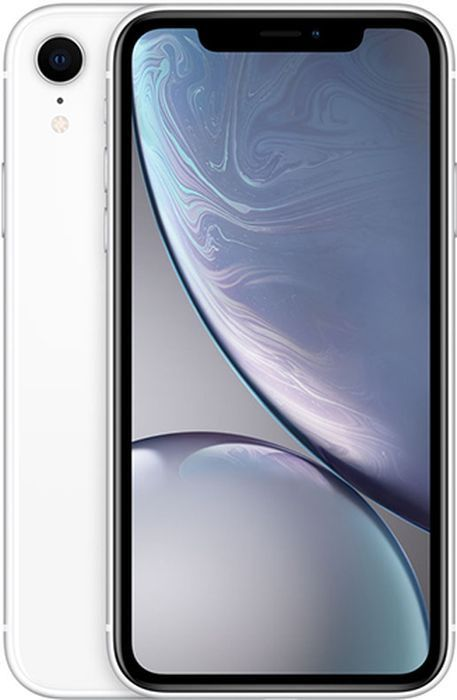 Смартфон Apple iPhone XR 128Gb White (Белый) фото