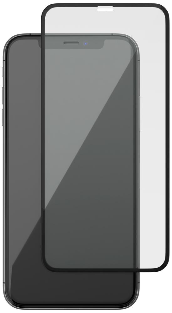 Стекло защитное uBear iPhone 11 Pro/XS комплект 360+аппликатор фото