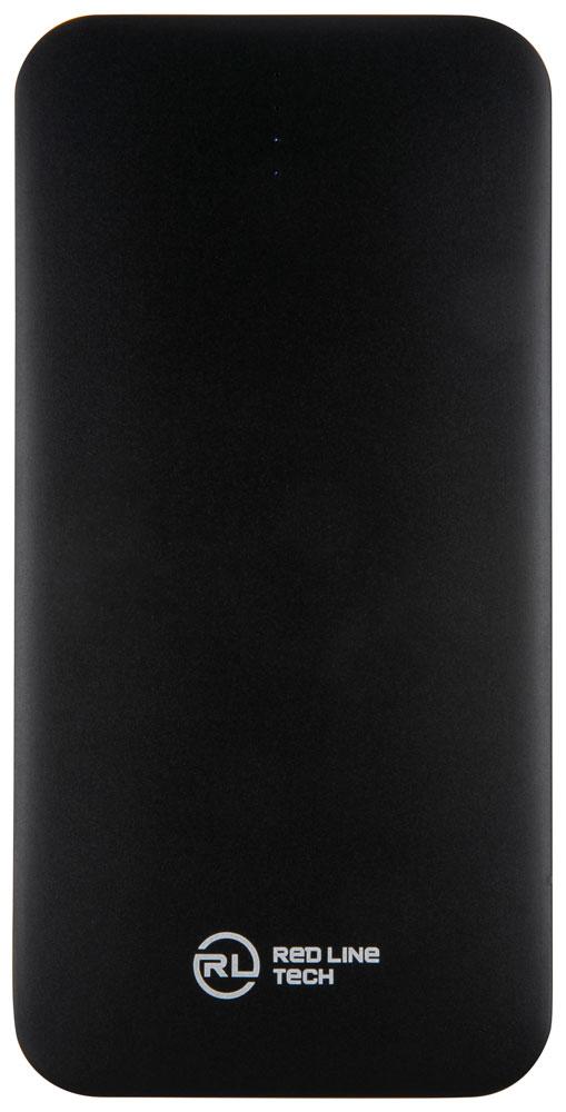 Внешний аккумулятор RedLine B6000 6000mAh металл Black фото