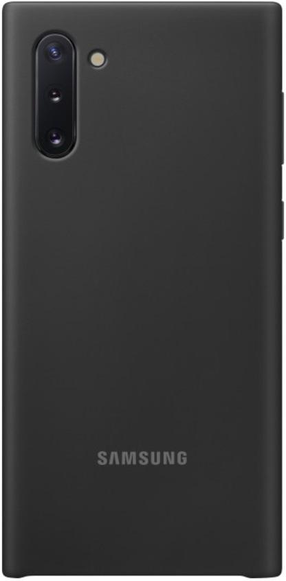 Клип-кейс Samsung Note 10 EF-PN970T Black фото