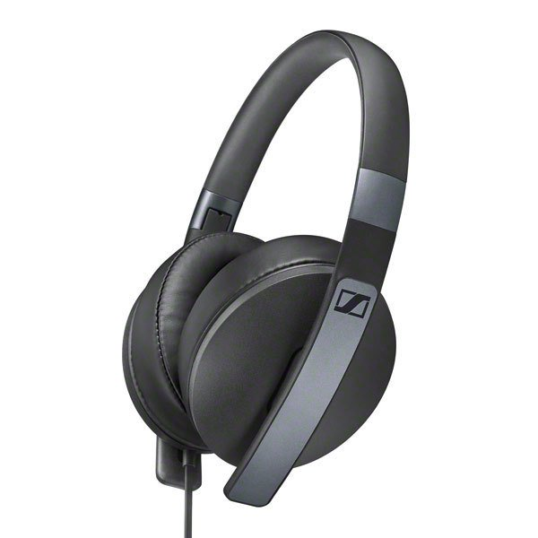 Наушники с микрофоном Sennheiser HD 4.20S полноразмерные black sennheiser hd 599