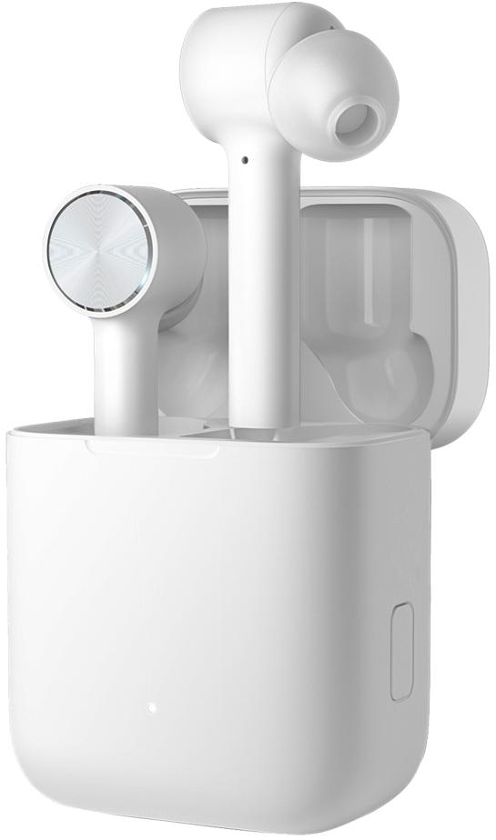 Беспроводные наушники с микрофоном Xiaomi Mi TWS White (ZBW4485GL) наушник