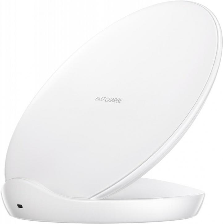 Беспроводное зарядное устройство Samsung EP-N5100BBEGRU с функцией быстрой зарядки White зарядное устройство samsung ep pa510bwrgru white