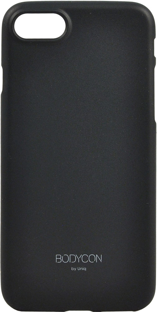 цена на Клип-кейс Uniq Apple iPhone 8/7 Bodycon Black