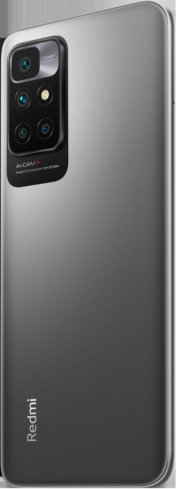 Смартфон Xiaomi Redmi10 4/64Gb Grey фото 7