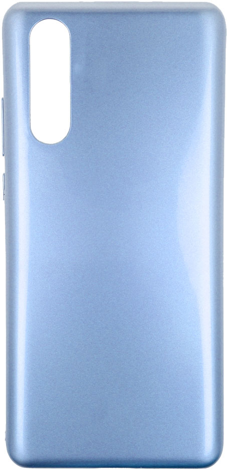 Клип-кейс MediaGadget Huawei P30 пластик Aurora