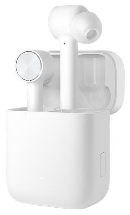 Беспроводные наушники с микрофоном Xiaomi Mi True Wireless Earphones White фото