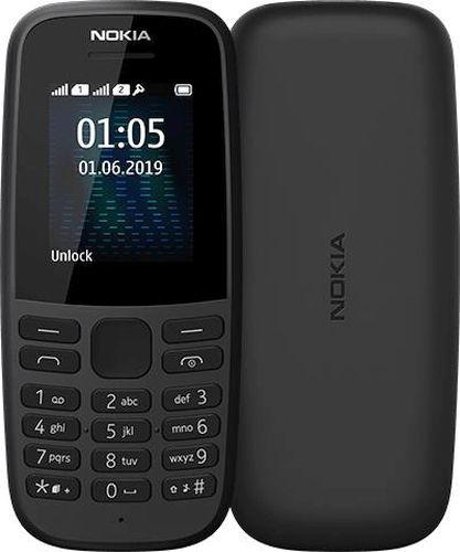 Мобильный телефон Nokia 105 2019 Black