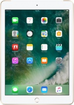 "фото Планшет Apple iPad 2017 9,7"" Wi-Fi + Cellular 128Gb Gold (MPG52RU/A)"