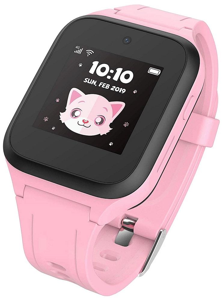 Детские часы TCL MT40X Pink фото