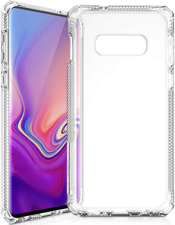 Клип-кейс Itskins Samsung Galaxy S10e White клип кейс itskins samsung galaxy s10 black