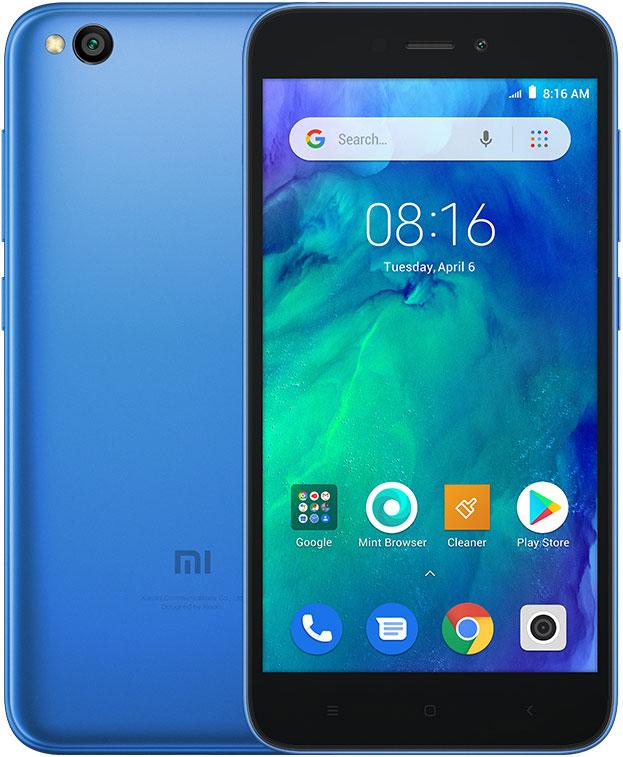 Смартфон Xiaomi Redmi Go 1/8Gb Blue redmi go 1 8gb blue