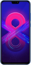 фото Смартфон Honor 8X 64 Gb Blue