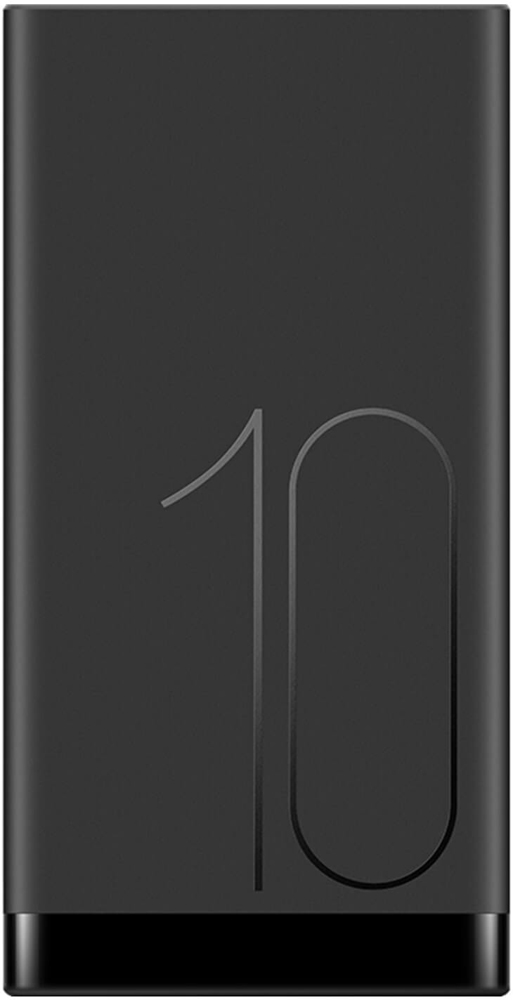 Внешний аккумулятор Huawei AP09S 10000 mAh с поддержкой SuperCharge и Type C металл Black аккумулятор ttec powerslim 10000 mah black 2bb133s