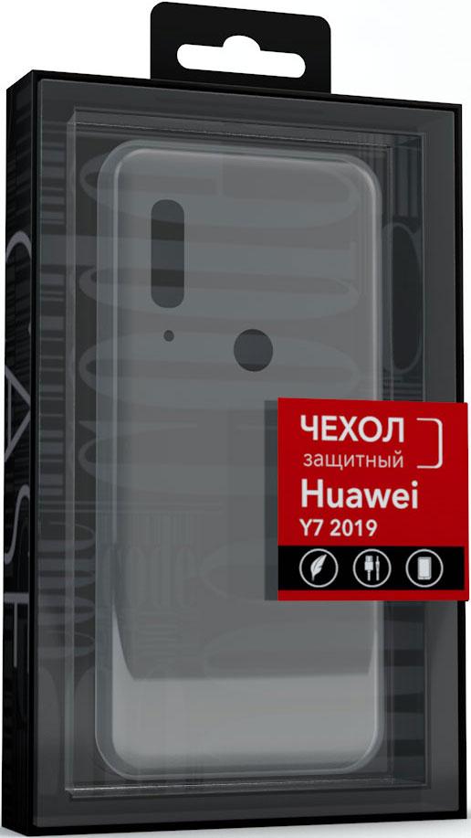 Клип-кейс Code Huawei Y7 2019 прозрачный фото