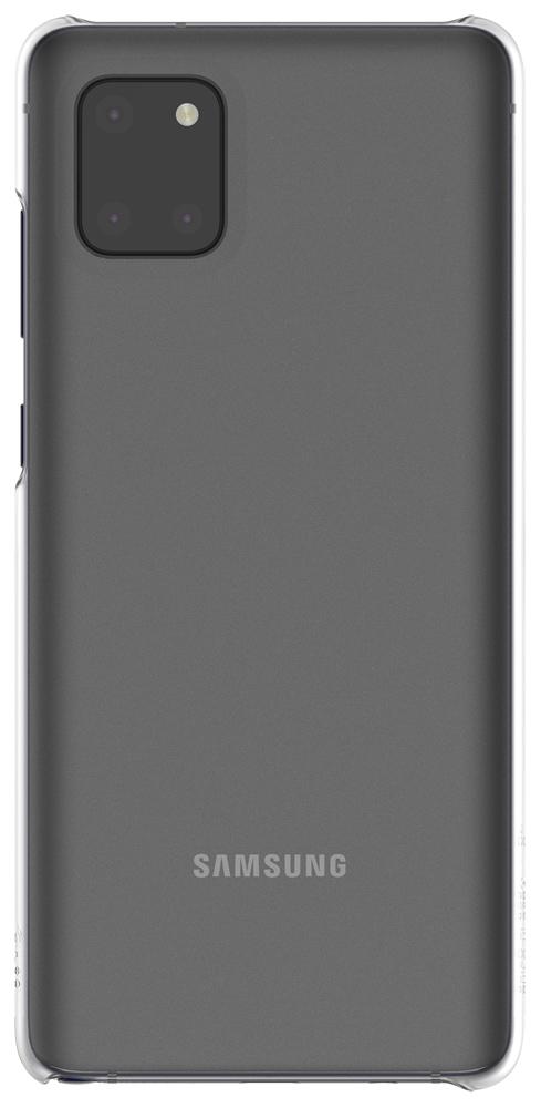 Клип-кейс WITS Samsung Galaxy Note 10 Lite прозрачный (GP-FPN770WSATR) фото