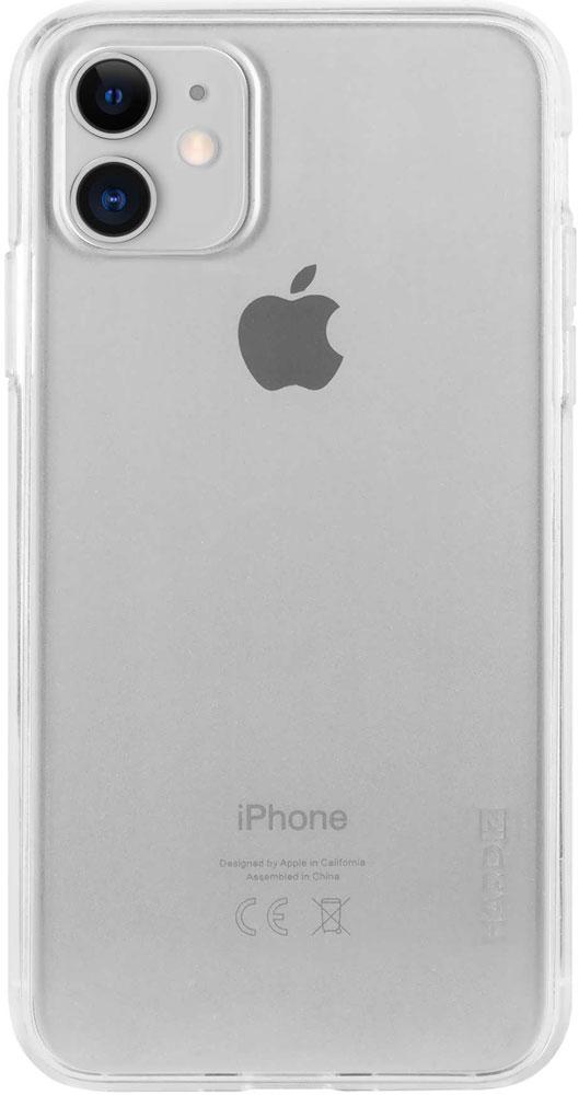 Клип-кейс Hardiz iPhone 11 пластик прозрачный фото