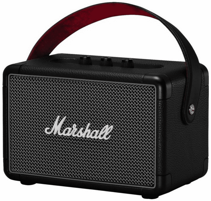 Портативная акустическая система Marshall Kilburn II Bluetooth Black accustic arts tube preamp ii black