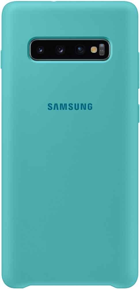 Клип-кейс Samsung Galaxy S10 Plus TPU EF-PG975TGEGRU Green