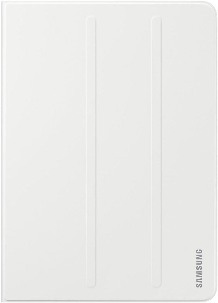 Чехол-книжка Samsung Tab S3 Book Cover EF-BT820PWEGRU White
