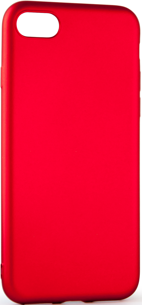 Клип-кейс Vili Oil Soft Touch iPhone 8 Red yoursfs red 8