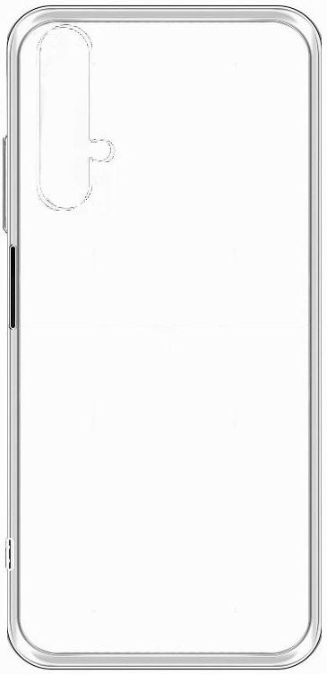 Клип-кейс OxyFashion Honor 20/Huawei Nova 5T прозрачный