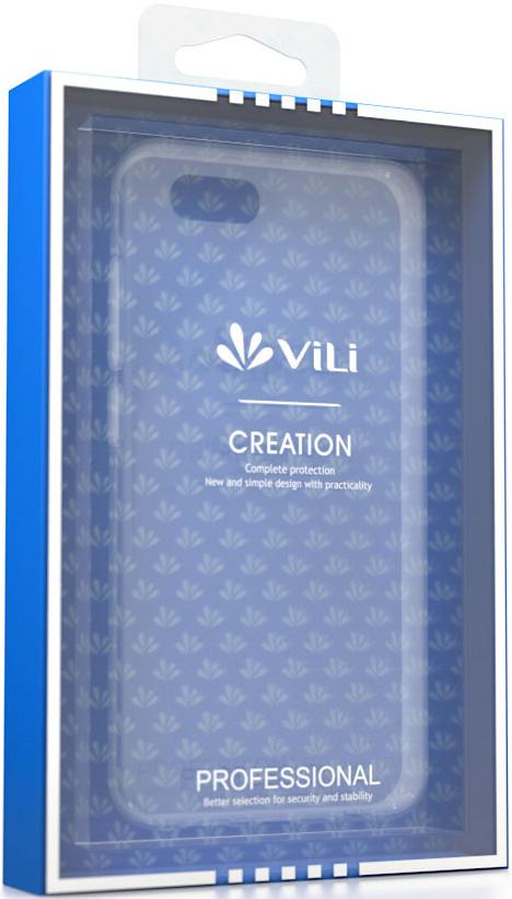 Клип-кейс Vili Vivo Y81 прозрачный сотовый телефон vivo y81 black