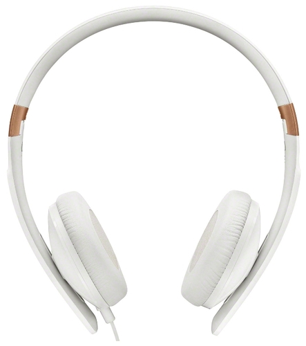 Наушники с микрофоном Sennheiser HD 2.30G накладные white цена и фото
