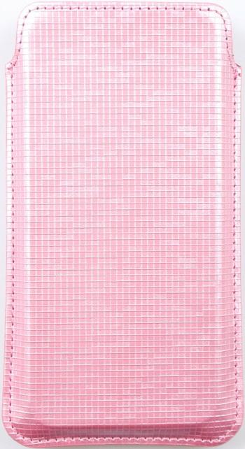 "Чехол-футляр OxyFashion универсальный размер M 4,3-5,5"" pink"