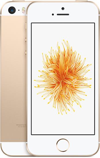 Смартфон Apple iPhone SE 32Gb Gold MP842RU/A