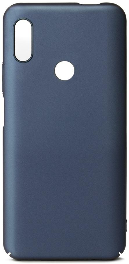 Клип-кейс Gresso Honor 8A пластик Blue цена и фото