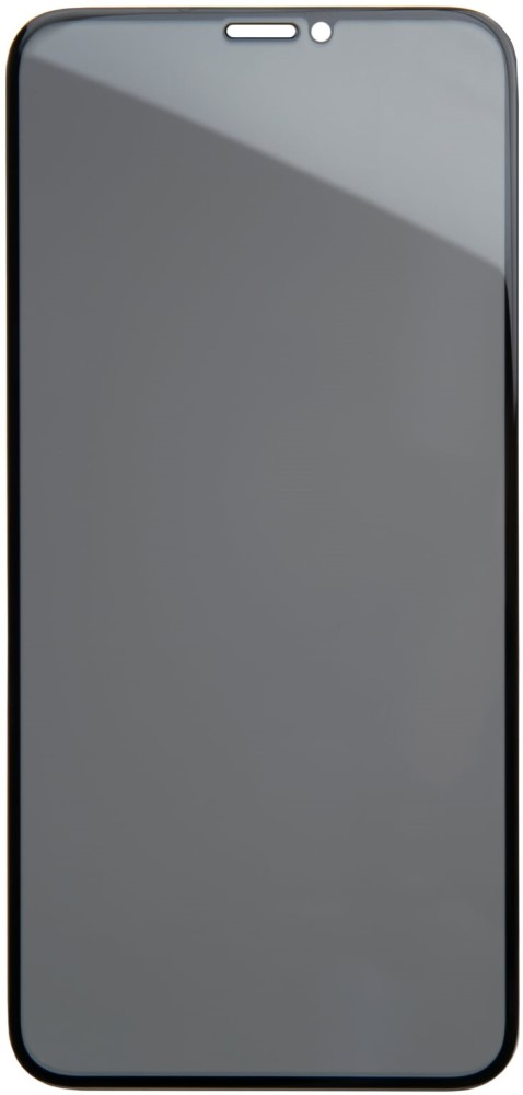 Стекло защитное RedLine iPhone 11 3D Privacy черная рамка стекло защитное redline iphone 11 pro 3d silicone frame черная рамка