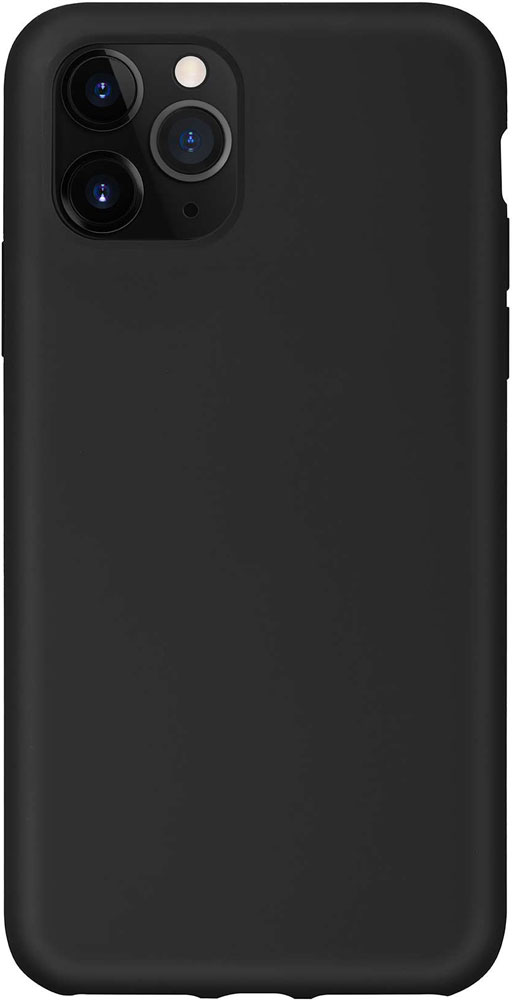 Клип-кейс Hardiz iPhone 11 Pro liquid силикон Black фото