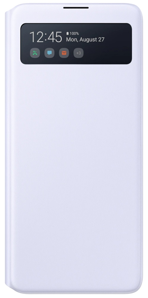 Чехол-книжка Samsung Galaxy Note 10 Lite White (EF-EN770PWEGRU) фото