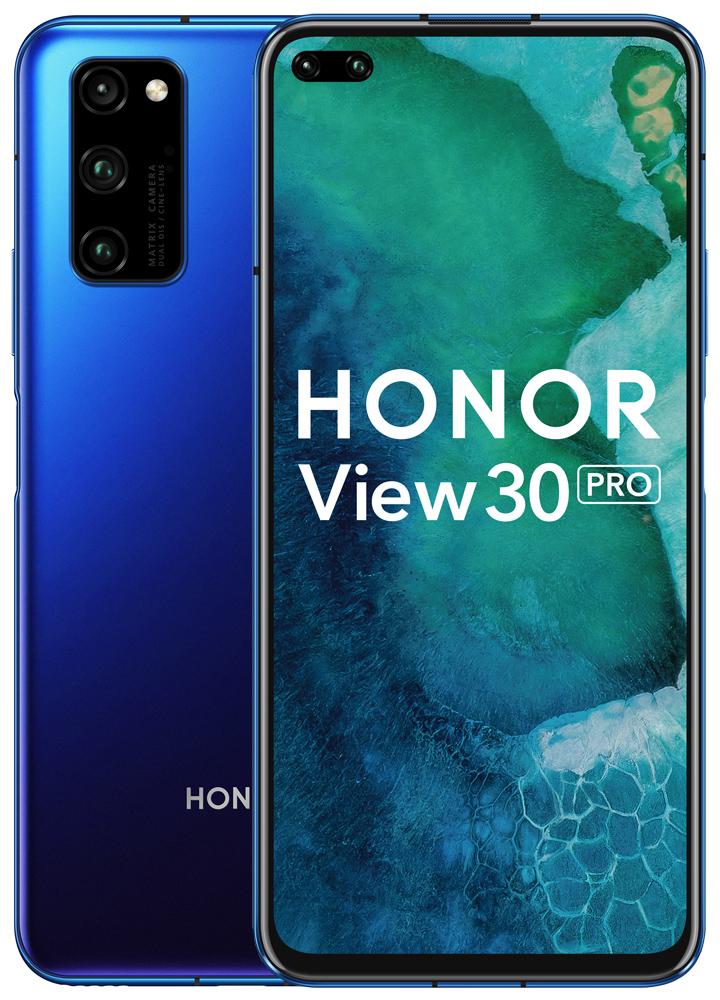 Смартфон Honor View 30 Pro 8/256Gb Blue фото