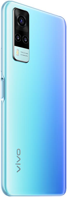 Смартфон Vivo Y31 4/64Gb Blue фото 2