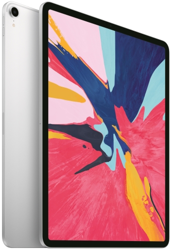 Планшет Apple iPad Pro 2018 Wi-Fi 12.9 512Gb Silver (MTFQ2RU/A) планшет