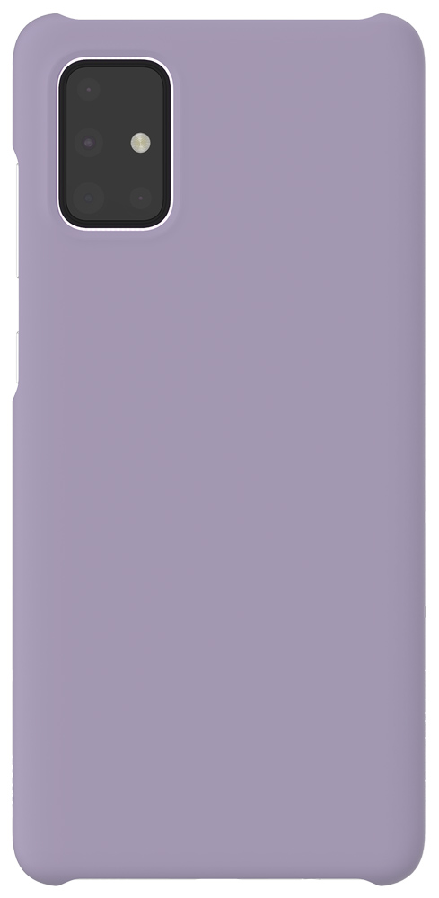 Клип-кейс WITS Samsung Galaxy A71 Purple (GP-FPA715WSAER) фото