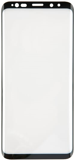 Фото - Стекло защитное RedLine Corning для Samsung Galaxy S9 3D черная рамка защитное стекло samsung galaxy a5 2016 г белая рамка белый