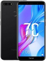 фото Смартфон Honor 7C Black