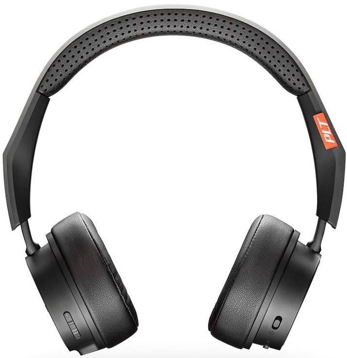 Гарнитура Plantronics BackBeat 500/505 Bluetooth накладная black цена